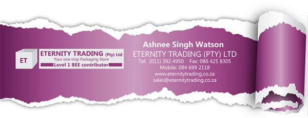 Eternity Trading (Pty) Ltd